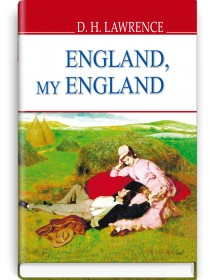 England, My England and Other Stories — Lawrence David Herbert, 2017